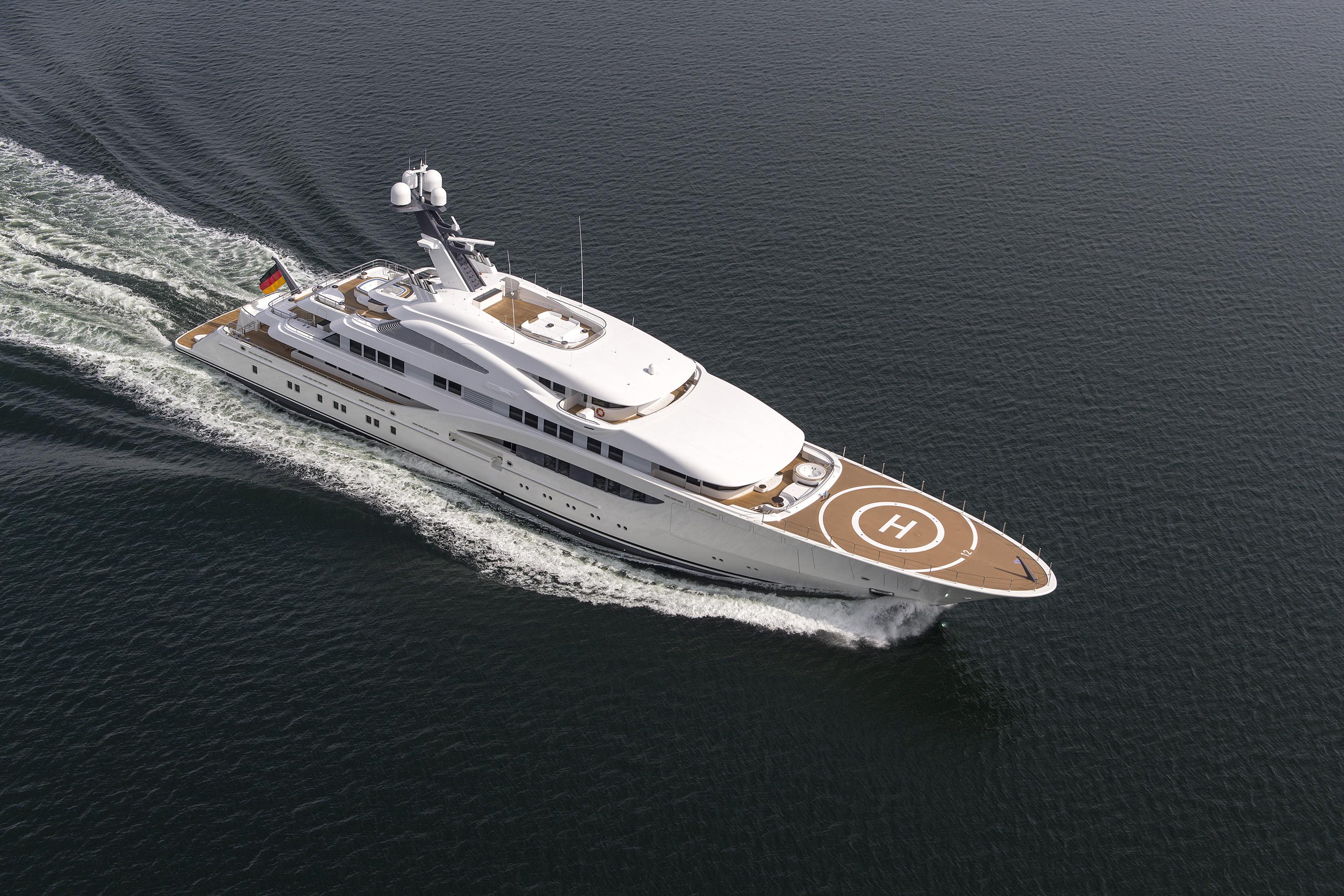Areti — Yacht Charter & Superyacht News