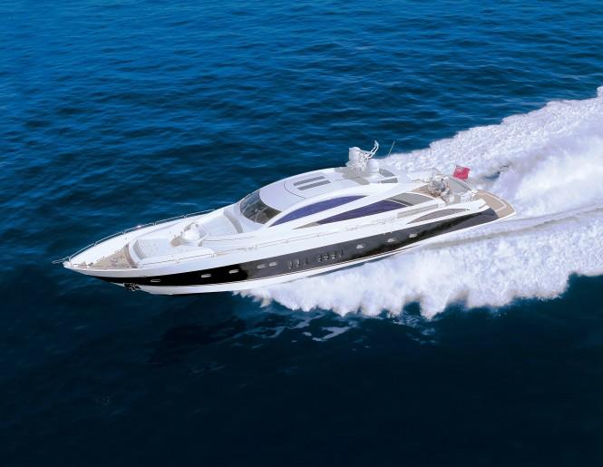 Motor yacht CASINO ROYALE - Built by Sunseeker