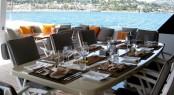 Motor yacht COSTA MAGNA - Upper deck aft