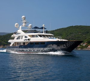 Special offer: 8 day price reduction aboard M/Y Jo on Mediterranean charters
