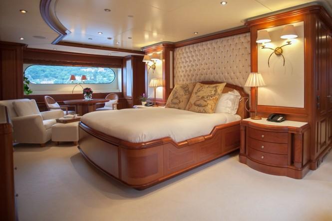 Motor yacht JO - Master suite