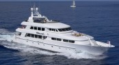 Motor yacht NICOLE EVELYN - Built by Cheoy Lee Yachts