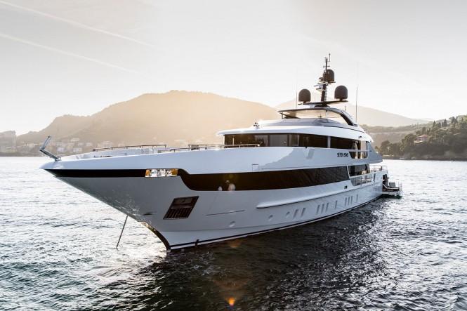 Motor yacht SEVEN SINS - Built by Sanlorenzo