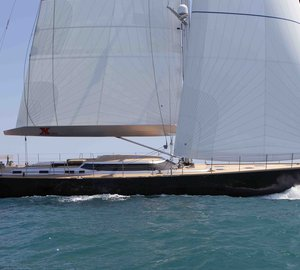 Sailing yacht Xnoi available for Mediterranean charters