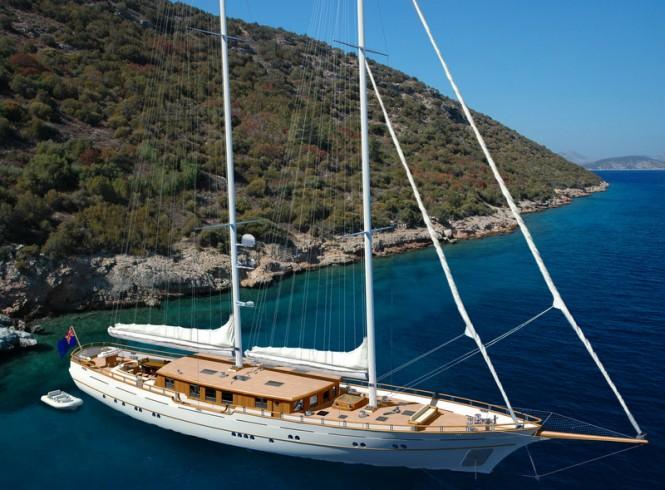 Sailing yacht ZANZIBA - Built by Archipelago Yachts