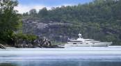 Superyacht ANNA - Indian Ocean - photo credit Feadship