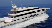 Superyacht BALISTA - (ex.PROJECT 12) - Built by Cantieri di Pisa