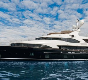 Charter superyacht Checkmate in the Caribbean and Bahamas