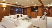 Superyacht FIORENTE - Salon