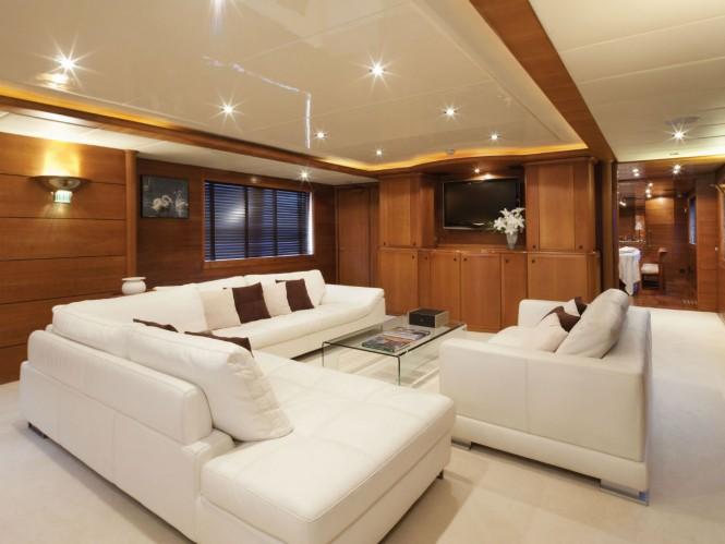 Superyacht FIORENTE - Salon