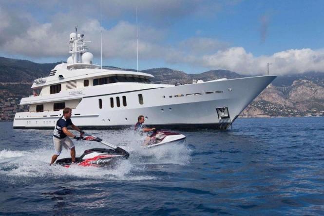 Superyacht HANIKON - Built by Feadship
