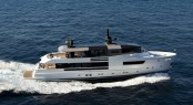 Superyacht JURATA - Built by Arcadia Yachts