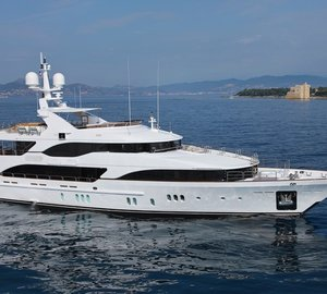 Charter M/Y Latiko in the Mediterranean