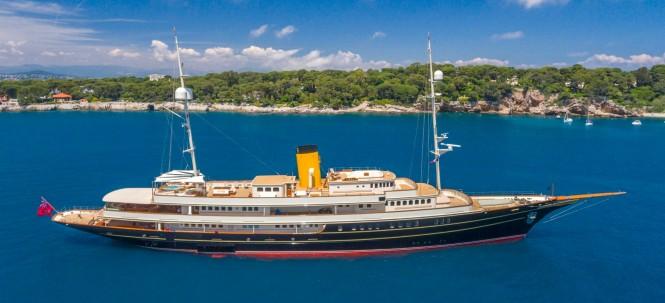 Superyacht NERO - Built by Corsair Yachts