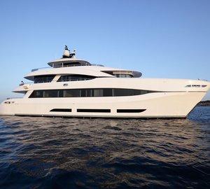 Last minute deal: Reduced Mediterranean charter aboard superyacht Quaranta