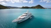 Superyacht RoMa - Built by Viareggio