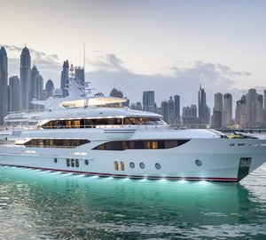 Gulf Craft delivers luxury yacht Sehamia