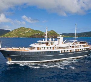 Special offer: 7 days for 6 aboard charter yacht Sherakhan in the Mediterranean