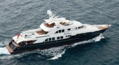 Superyacht WILDFLOUR (ex.SEVEN Js) - Built by Delta Marine