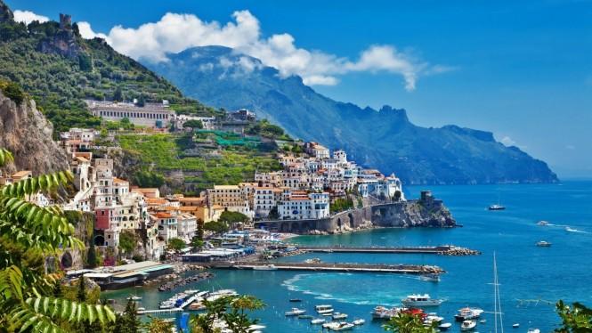 The captivating Amalfi Coast