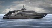 27m Fuoriserie superyacht PROJECT FREEDOM concept
