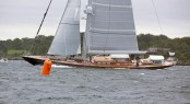 Class A winner, sailing yacht ACTION. Photo credit - Billy Black