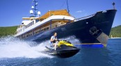 Classic luxury yacht SEAGULL II