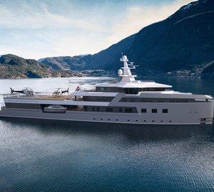 Damen announces sale of second SeaXplorer expedition yacht