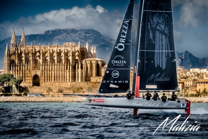 Dynamiq have become official sponsors of Yacht Club de Monaco sailing team Malizia