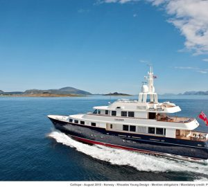 Motor yacht Ninkasi available now in the Mediterranean