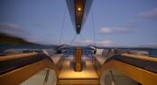 Luxury yacht AEGIR - Cockpit seating