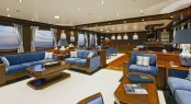 Luxury yacht AXANTHA II - Main salon