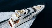 Luxury yacht BEAUTY - Built by Azimut Spa