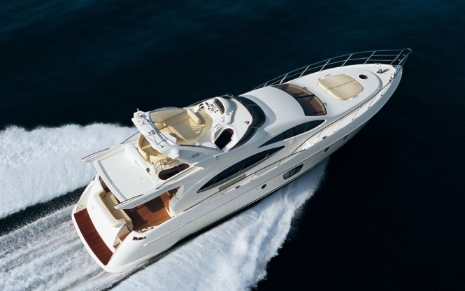 Luxury yacht BEAUTY - Built by Azimut Spa