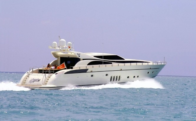 Luxury yacht CHEEKY TIGER - Built by Leopard