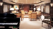 Luxury yacht MUSTIQUE - Main salon