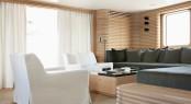 Luxury yacht RH3 - Main salon