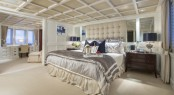 Luxury yacht RHINO - Master suite