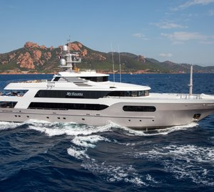 Special offer: Charter superyacht Seanna in the Mediterranean at a 30% discount for September