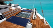 Luxury yacht SEAQUELL - Hot tub