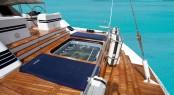 Luxury yacht SEAQUELL - Hot tub
