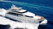 Luxury yacht SUD (ex.LUNA Y SOL) - Built by Sanlorenzo