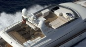 Luxury yacht TALYNE - Flybridge