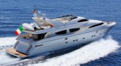 Luxury yacht ZAMBEZI (ex.SELULA) - Built by Technema Posillipo