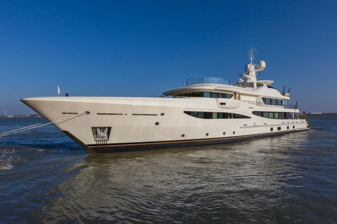 M/Y ELIXIR - Built by Amels