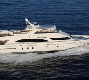 Special offer: Reduced charters in Florida with luxury yacht Exit Strategy