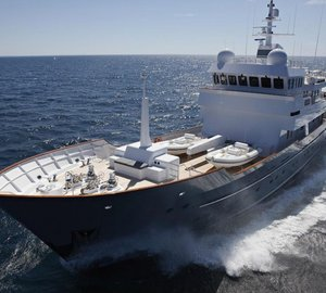 Special offer: 9 days for 7 on a Mediterranean charter with M/Y Axantha II