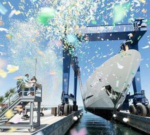 ISA Sport 120 M/Y Clorinda delivered