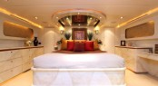 Motor yacht INSATIABLE - Master suite