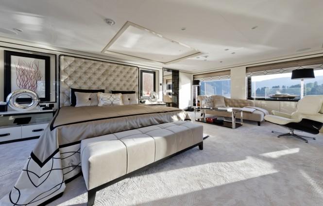 Motor yacht LILI - Master suite
